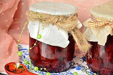 Jam jam with whole berries / готварство